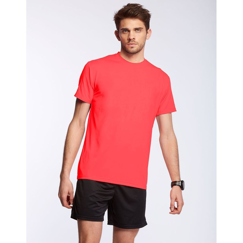 T-Shirt Homme Technique Polyester Spandex 170 G/M²