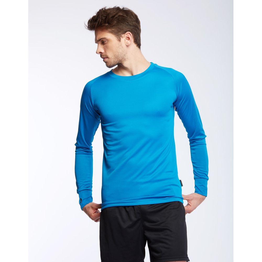 T-Shirt Technique Homme Manches Longues 140 g/m²
