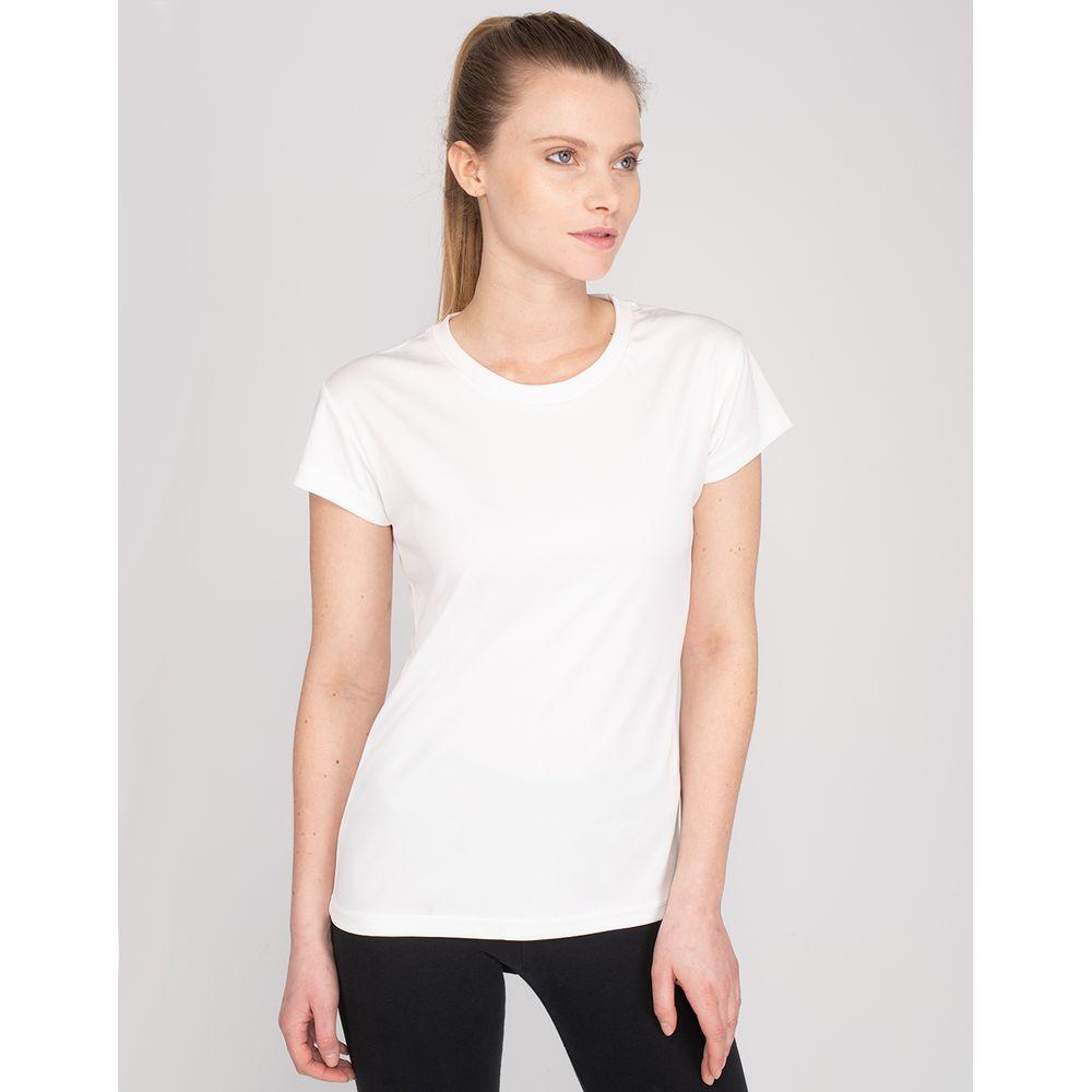 T-Shirt Femme Technique Polyester Spandex