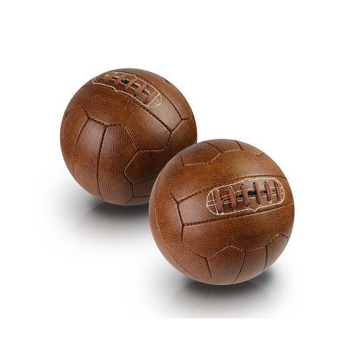 Ballon Football Old Fashion PU