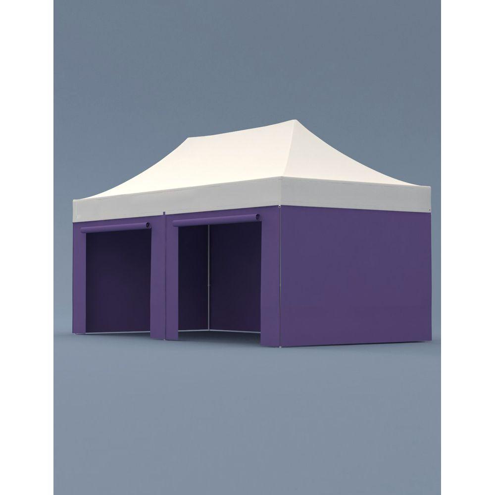 Tente Aluminium 6x3m