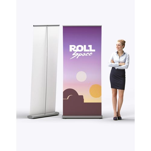 Rollup Space 85X200cm