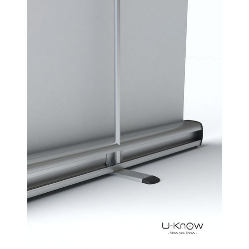 Enrouleur Eco+ 80 x 200 cm publicitaire personnalisé annecy génève chambéry lyon