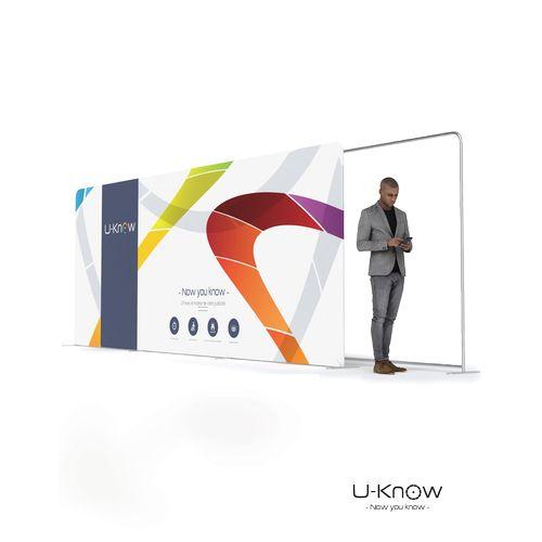Mur D'Image 6 x 2,3m objet publicitaire original