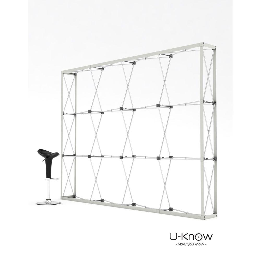 Stand Parapluie Velcro 300 x 230 cm personnalisé  goodies objets publicitaires
