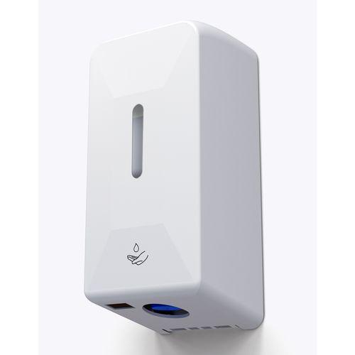 Distributeur plastique blanc 1 L Agence Essentiel