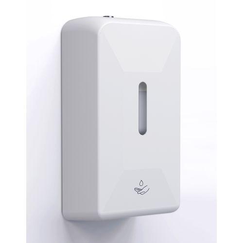 Distributeur plastique blanc 1 L