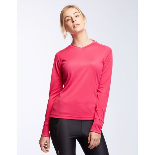 FOULEE - T-Shirt Femme Running Manches Longues140 g/m²