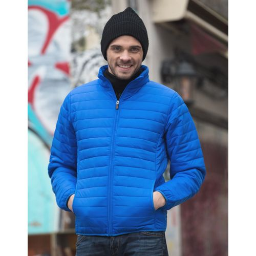CIRRUS - Doudoune Homme Mat personnalisé  goodies objets publicitaires