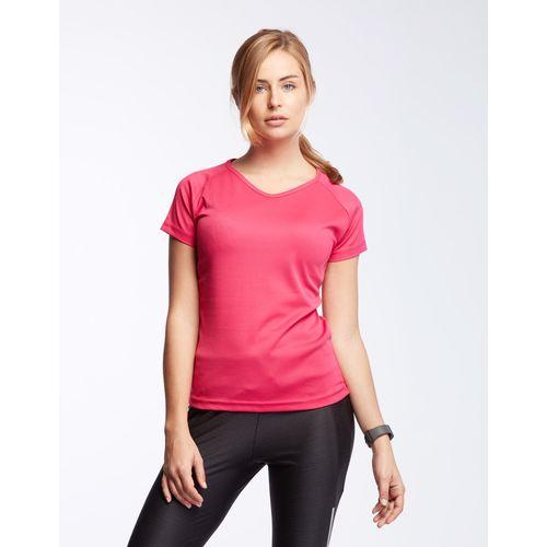 GAZELLE - T-Shirt Running Femme 125 g/m²