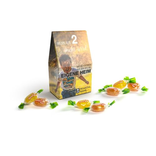 NIMM2 bonbons en cartonnage à fond plat