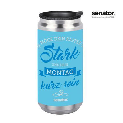 senator®   King Can  vacuum thermo mug