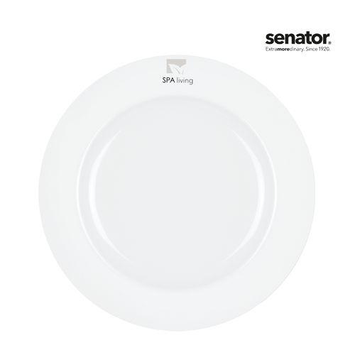 senator®   Fancy dinner plate
