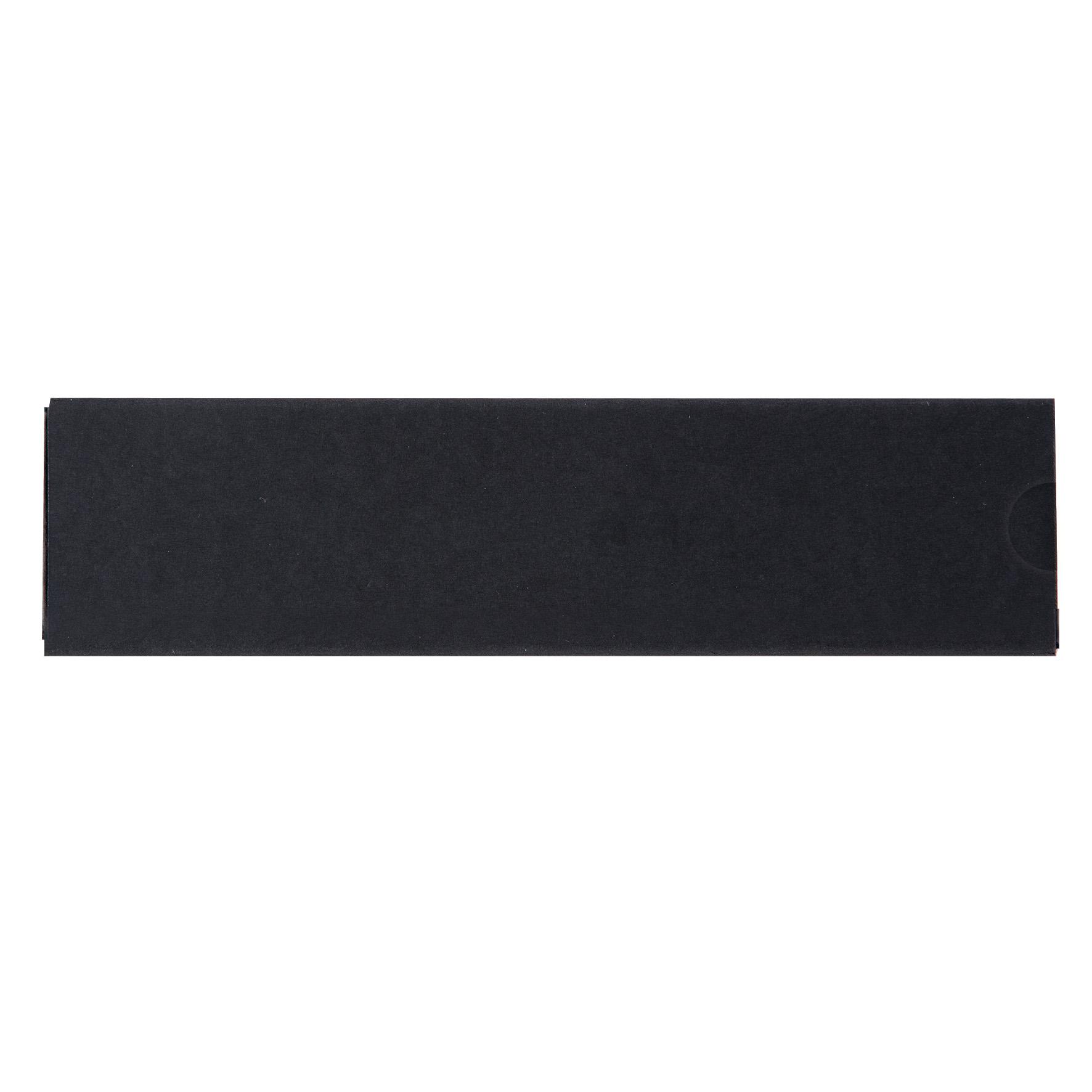 ETUI-FOURREAU BLACK 2 CRAYONS