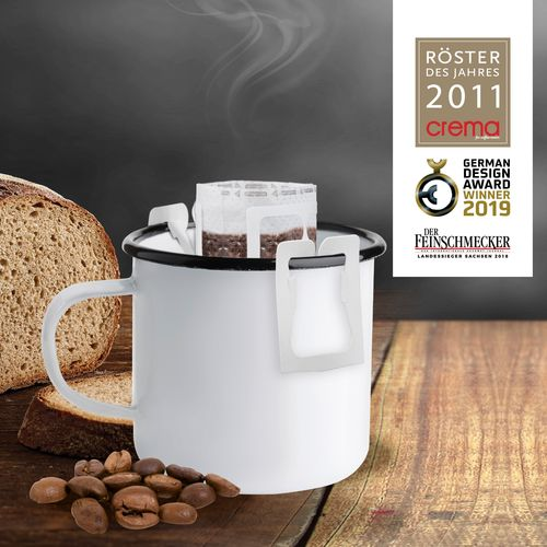 CoffeeBag - Copacabana (Mild) - Premium Selection ANDRANG GmbH Bahnhofstrasse 54 71332 Waiblingen SANDERS IMAGETOOLS GmbH & Co. KG