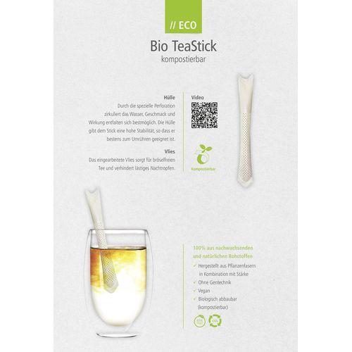 Bio TeaStick Taste-Box 5 Sorten - Premium Selection ANDRANG GmbH Bahnhofstrasse 54 71332 Waiblingen SANDERS IMAGETOOLS GmbH & Co. KG