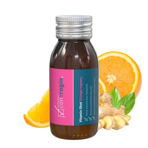 "60 ml Vitamin-Shot ""Orange-Ingwer"" (Pfandfrei) ANDRANG GmbH Bahnhofstrasse 54 71332 Waiblingen SANDERS IMAGETOOLS GmbH & Co. KG"