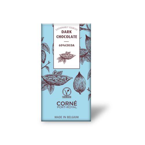 Tablette noir 60% de cacao