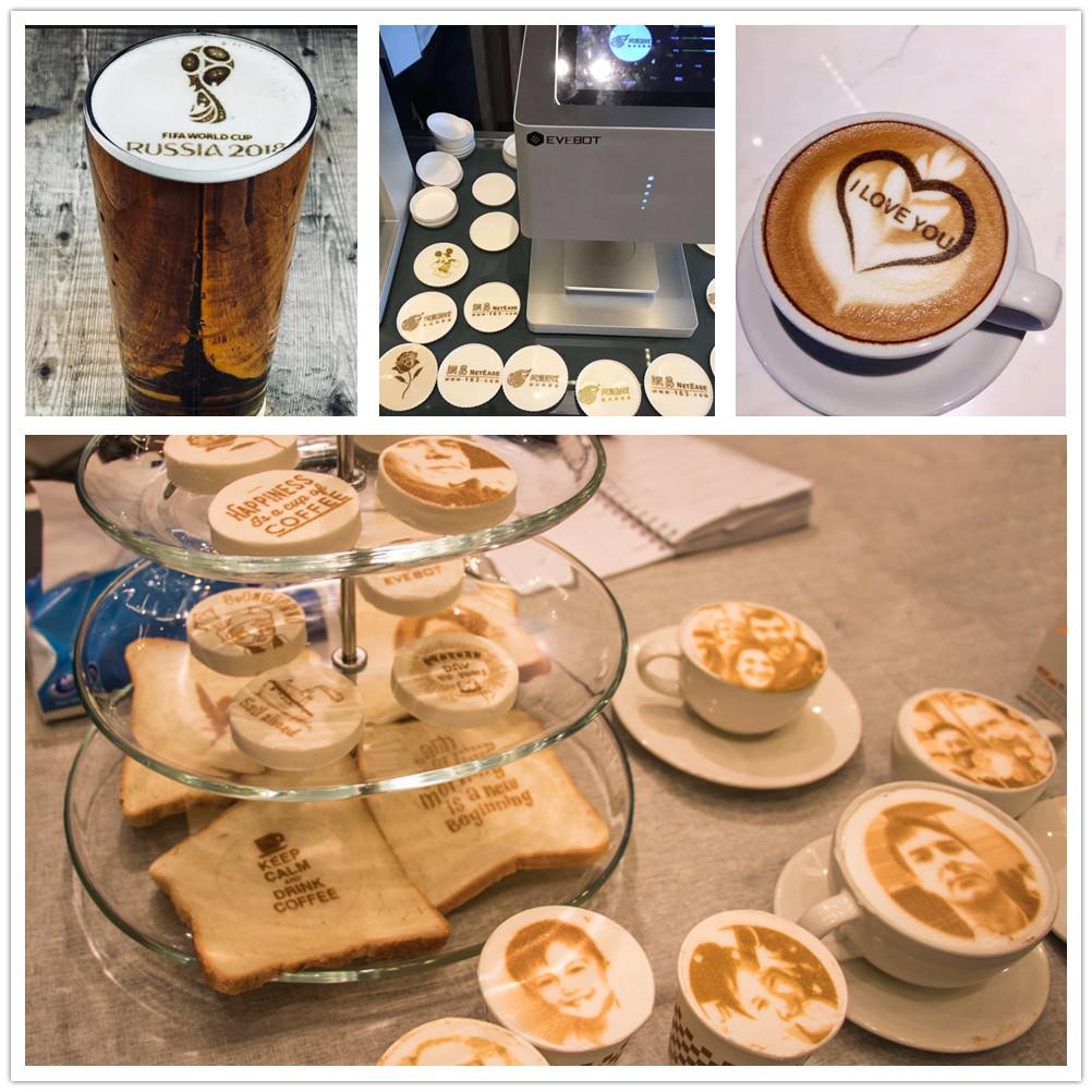 Machine à café avec logo sur la mousse personnalisé NOUVEAUTÉ goodies objets publicitaires