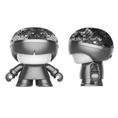 Mini Xboy Silver Glitter Argent
