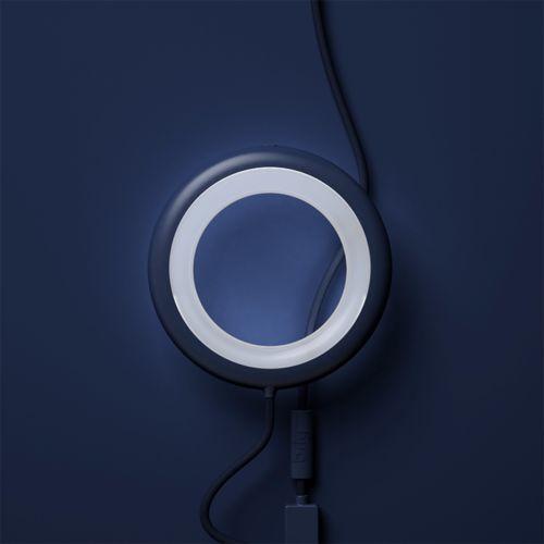 Bily lamp bleu nuit