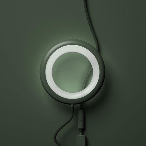 Bily lamp vert jungle, Objet personnalisable, comité social économique