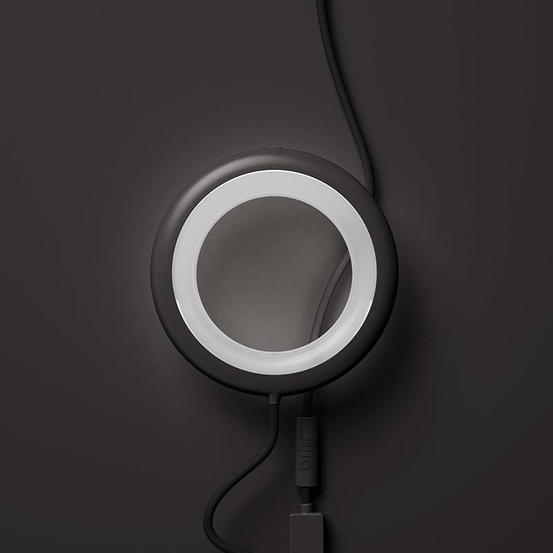 Bily lamp gris anthracite, Objet personnalisable, comité social économique