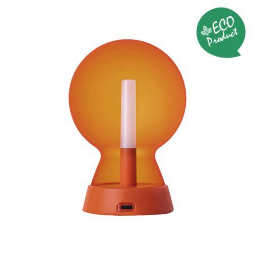 Mr Bio Lamp orange, Objet personnalisable, comité social économique