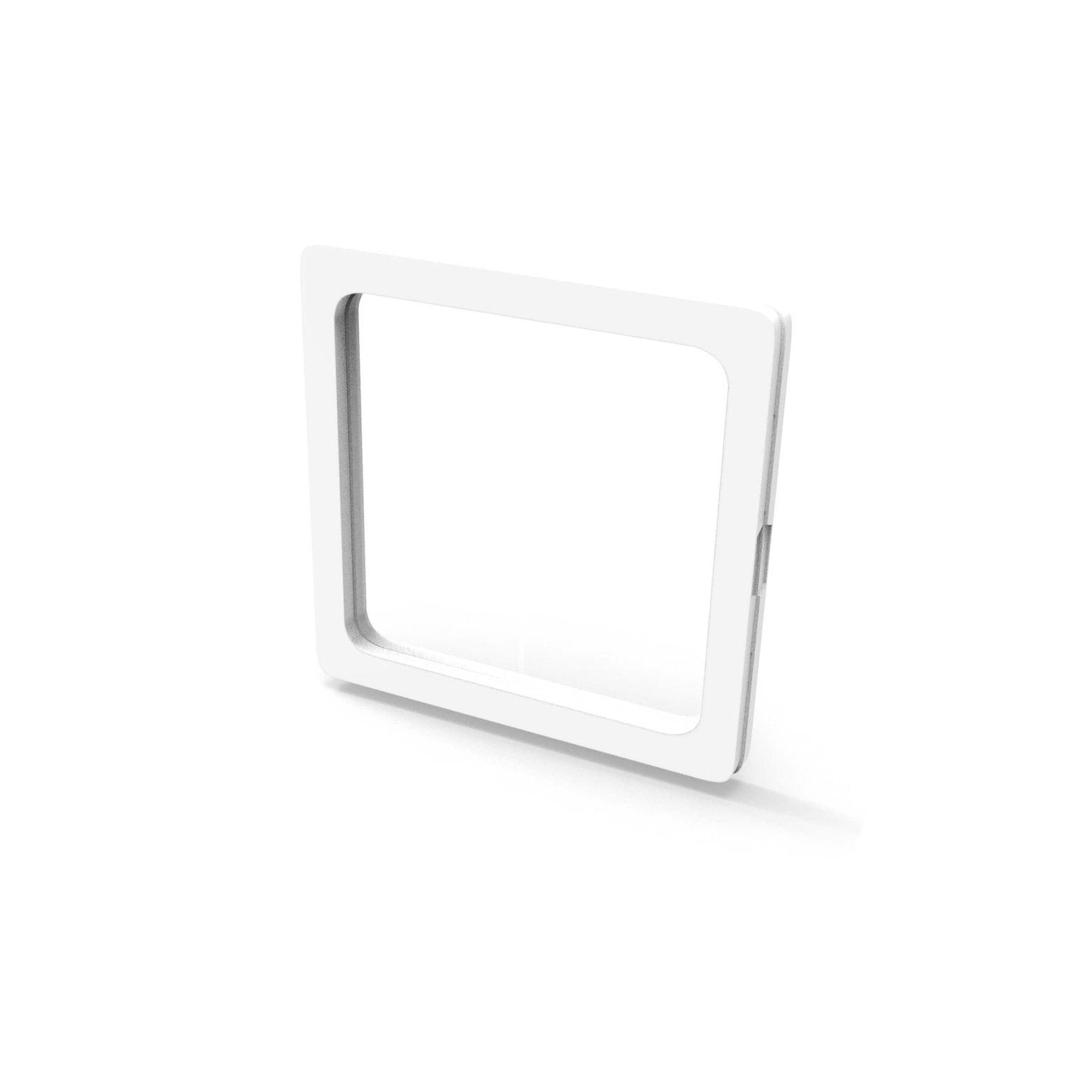 Gift Box Frame 7 x 7 x 2 cm Blanc