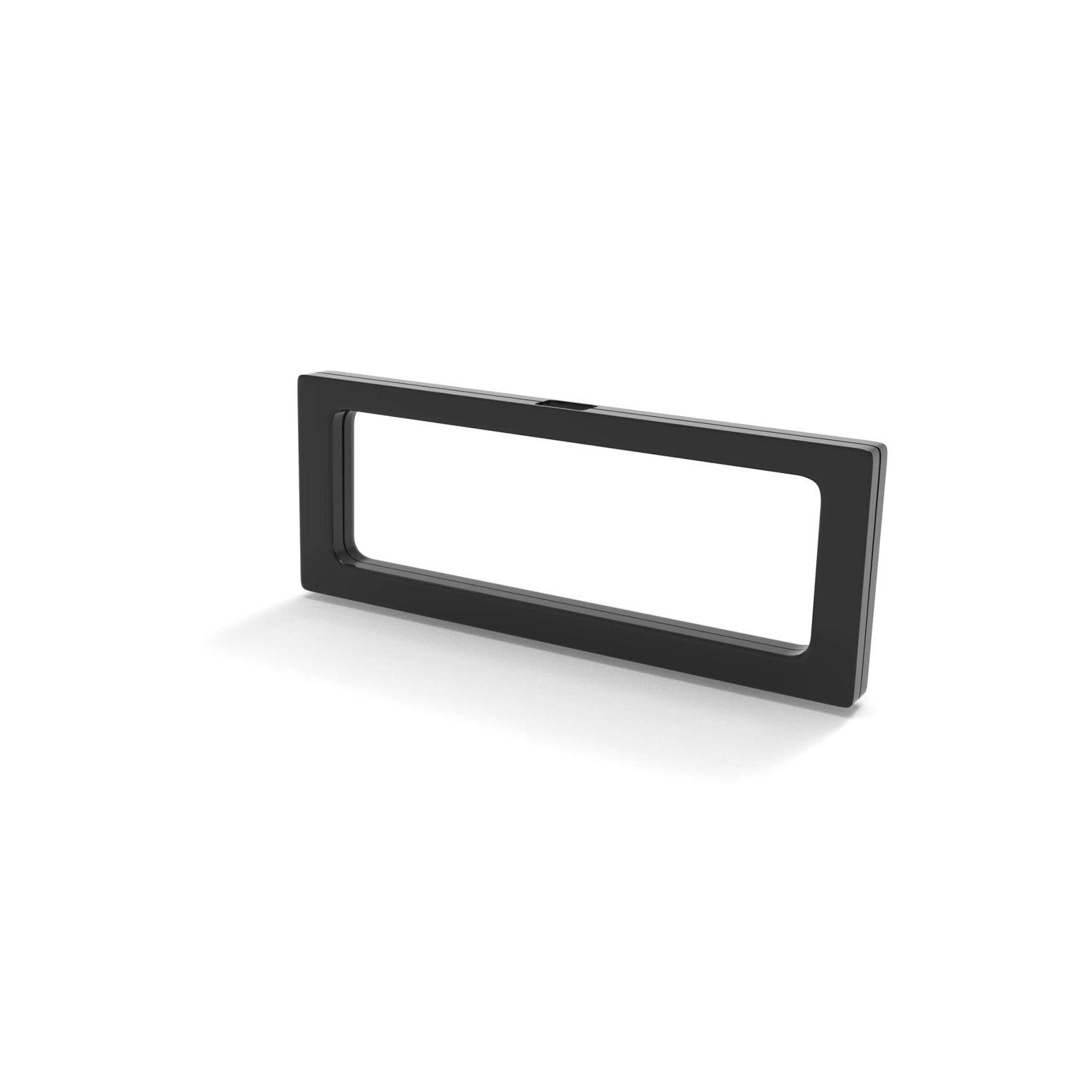 Gift Box Frame 17 x 17 x 2 cm Noir