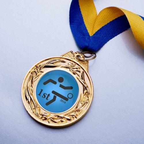 Sport Reward Doming 25 mm  avec doming quadri
