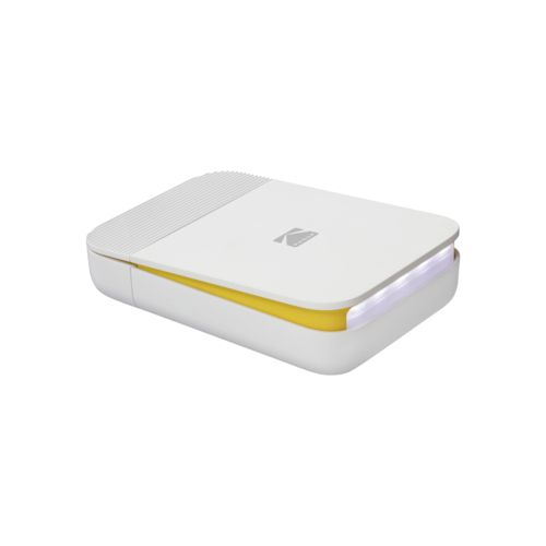 Kodak Smile Instant Digital Printer No personalization Blanc