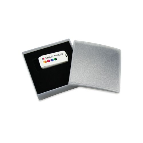 Gift Box Classic Gift Box Classic with print Argent