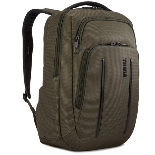 Thule Crossover 2 Backpack 20L Thermal print in full color Forest Night