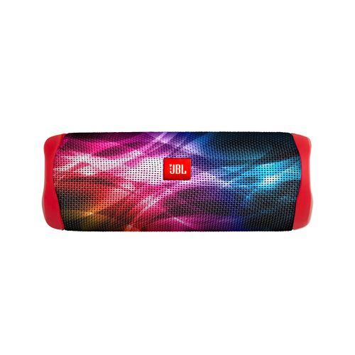 JBL Flip 5 Personalized Max Print Rouge avec impression quadri