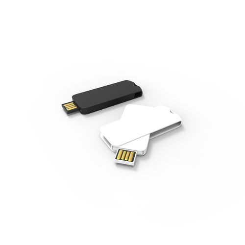 USB Stick Smart Twister 2 GB Basic Blanc