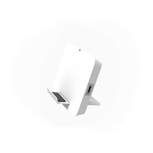 Wireless Charger Rio  Blanc