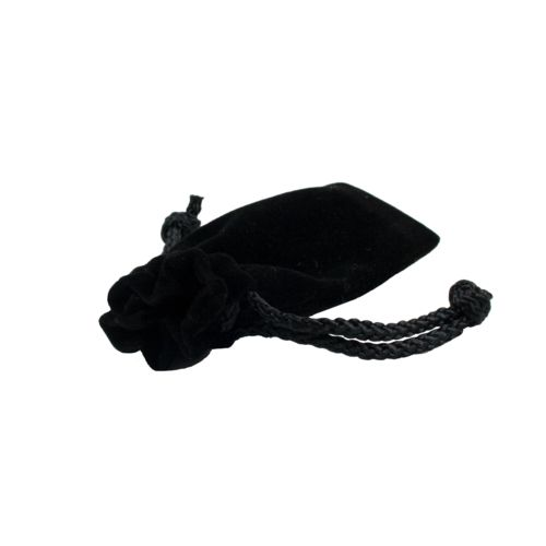 Gift Bag Velvet  Noir