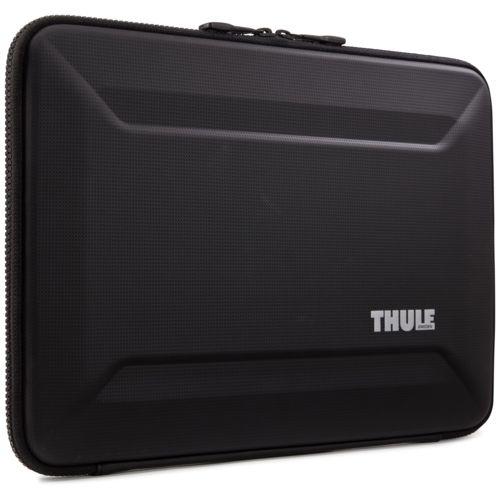 """Thule Gauntlet MacBook Pro Sleeve 16""""  Thermal print in full color Noir"""