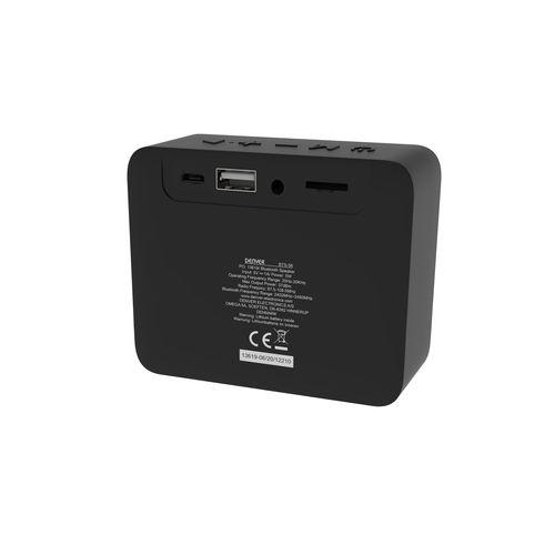 Bluetooth Speaker Soul No personalization Noir OBJECTIFIED Bruxelles