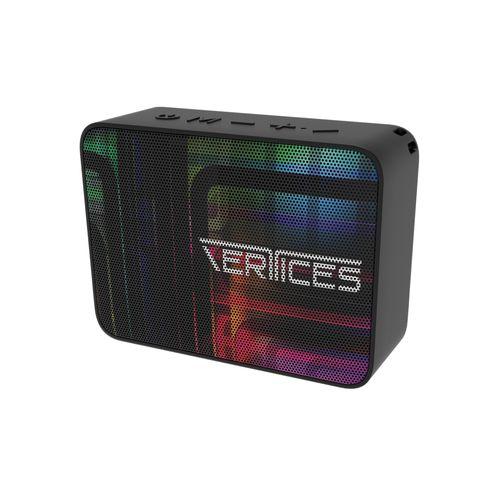 Bluetooth Speaker Soul Print in full color Noir avec impression quadri