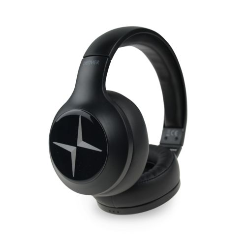 Denver Headphone BTH-251 Personalized  Noir avec doming quadri