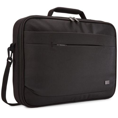 "Case Logic Advantage Laptop Clamshell Bag 15.6"" No personalization Black"