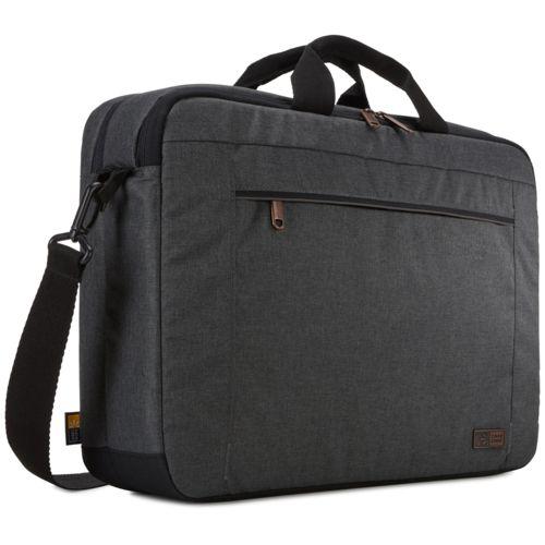 "Case Logic Era Laptop Bag 15.6"" No personalization Obsidian"