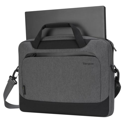 """Cypress 15.6"""" Slimcase with EcoSmart® No Personalization Gray"""