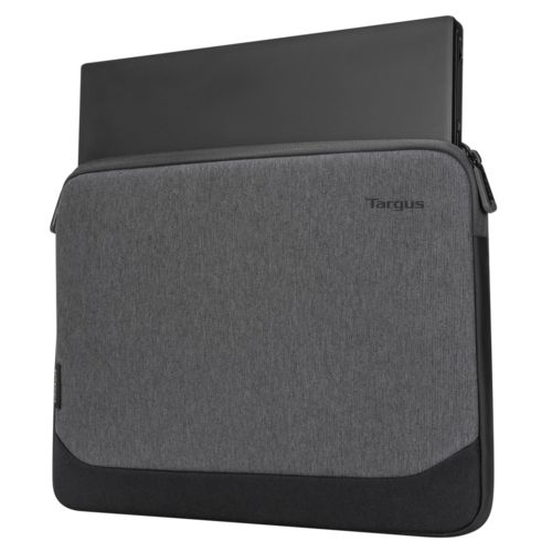 """Cypress 15.6"""" Sleeve with EcoSmart® No Personalization Gray"""