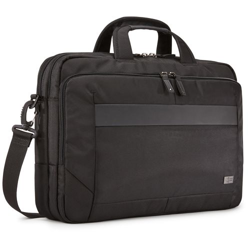 """Case Logic Notion 15.6"""" Briefcase Thermal print in full color Noir"""