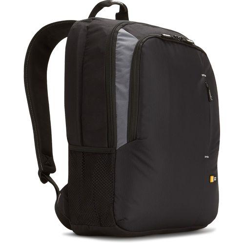 """Case Logic Value Backpack 17"""" Thermal print in full color Noir"""