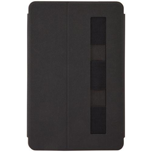 Case Logic Snapview Tab S6 Lite Folio Thermal print in full color Noir - ISOCOM - OBJETS ET TEXTILES PERSONNALISES - NANTES