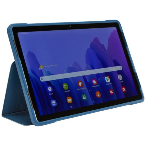 Case Logic Snapview Galaxy Tab A7 Folio Thermal print in full color Midnight - ISOCOM - OBJETS ET TEXTILES PERSONNALISES - NANTES